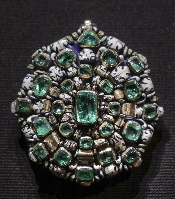 Locket pendant, Central Europe, about 1650