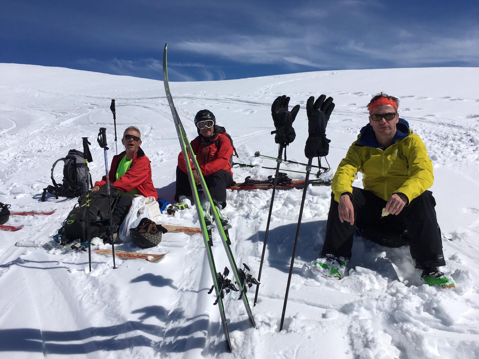 Skitour zum PFANNENSTOCK