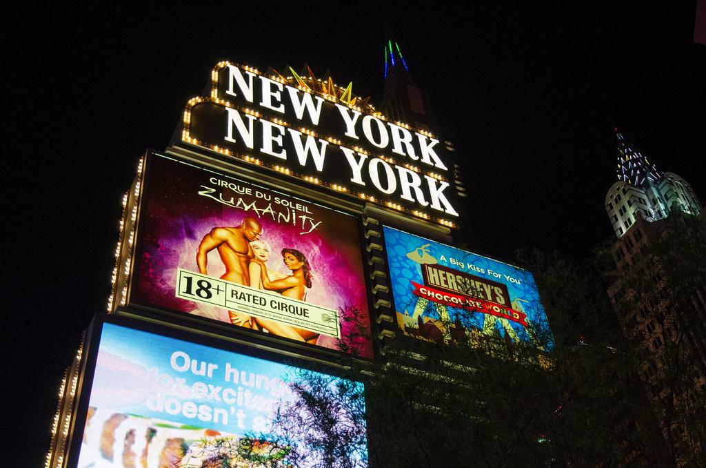 New York New York Hotel - Las Vegas