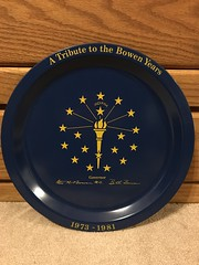 A Tribute to the Bowen Year's Plate front