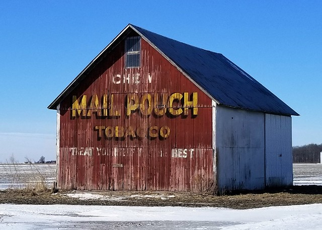 IN, Flora-IN 18 Mail Pouch Barn