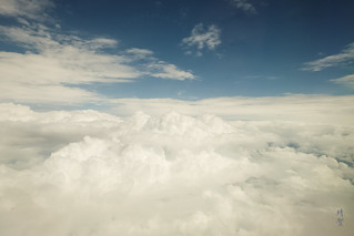 Above the clouds | by A. Wee
