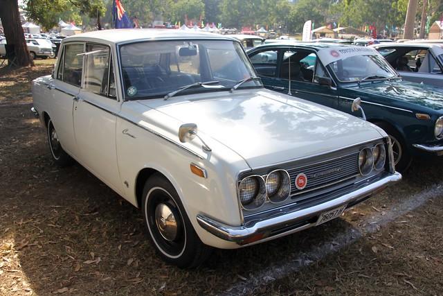 1969 Toyota Corona sedan