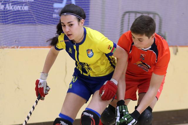 2019 Infantil B Alcorcón vs Alameda