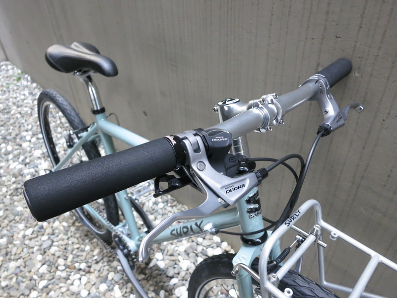 SURLY Long Haul Trucker Flat 8Pack Front