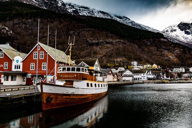Odda, Sørfjorden, Norway