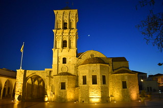 Larnaca, Church of Saint Lazarus