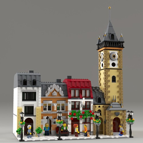 Clock Tower Modular