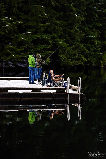 Sasamat Lake, Anmore, BC
