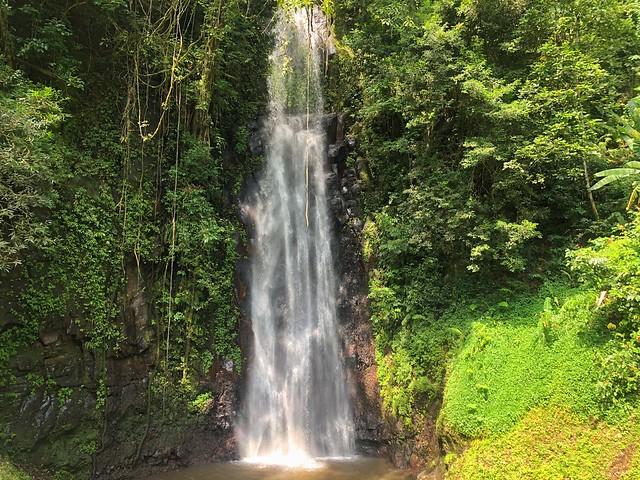 Cascada de Sao Nicolau (Santo Tomé y Príncipe)