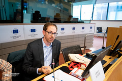 Thu, 03/21/2019 - 09:33 - Workshop organised by the PES Group in the European Committee of the Regions in the framework of 'School of Democracy', an initiative of the S&D Group in the European Parliament Brussels, 21 March 2019 © European Union /CoR Photo by Samy Benomran  More info on this event: pescor.eu
