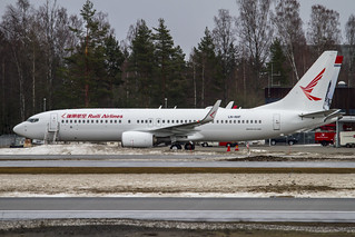 LN-NHF parked at OSL   by stein380 Thanks for over 9,6 million views!