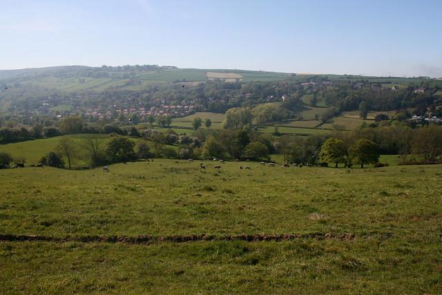 The Esk valley near Sleights