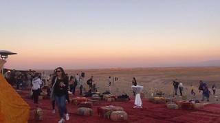 Soirée au désert d'Agafay2 - L'Oéral Canada | by successtravelandevents