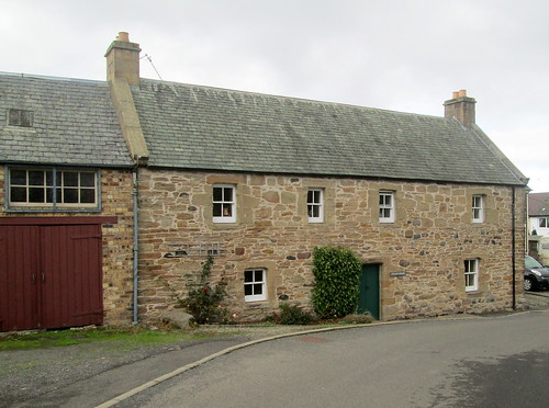 Straw House , Dunning, Perth and Kinross | by piningforthewest