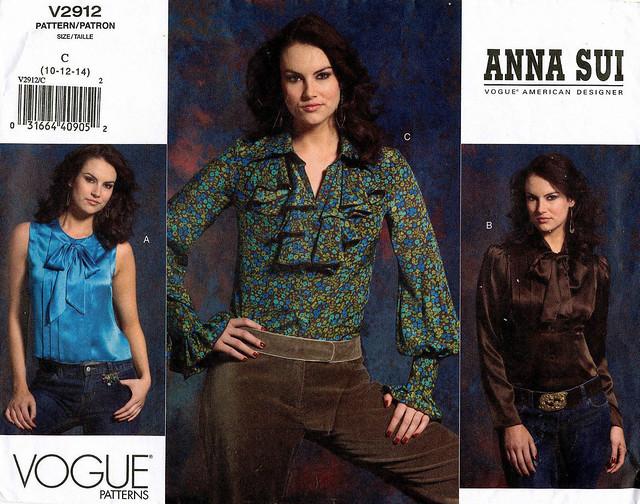 Vogue pattern V2912