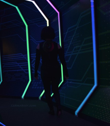 TRON - on The Grid | by Seam Racer