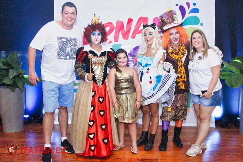matinê Rubro negro - carnaval 2019
