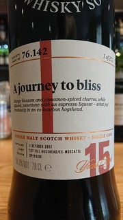 SMWS 76.142 - A journey to bliss