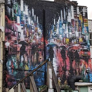 Clerkenwell graffiti | by Dave Cross