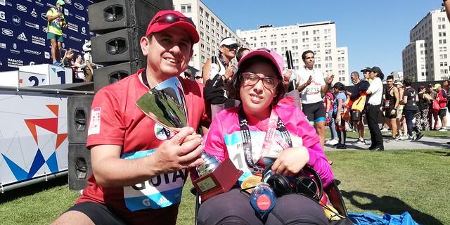 7-abr-19 Maratón de Santiago 2019