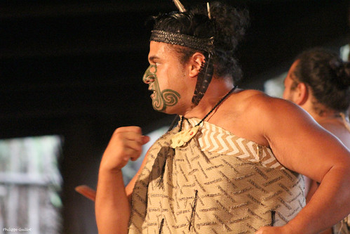 Guerrier maori | by philippeguillot21