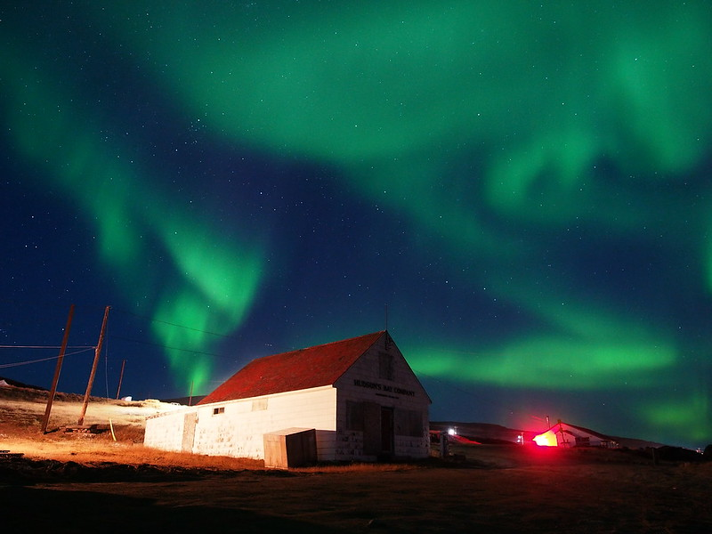 best places to visit in Nunavut