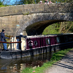 On the canal at Cottam, Preston