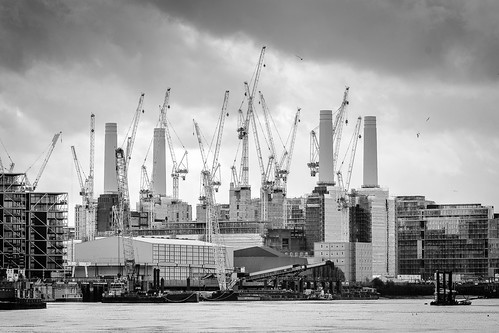 Battersea Power Station | by RoyReed