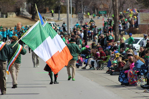 2019 Shawnee St. Patrick's Parade & Celebration