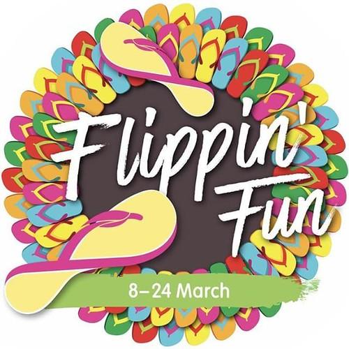 United Square Flip Flops   by jupiita5