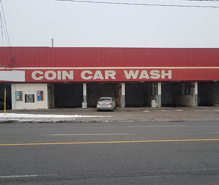 Coin Car Wash