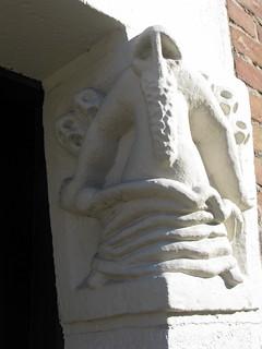 akbarstraat gevelsteen