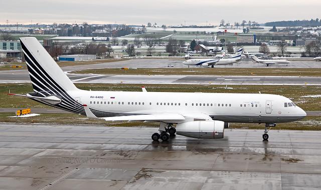 RA-64010 - Tupolev Tu-204-300A - ZRH