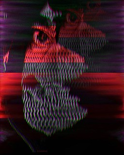 Unorgarnic Man // #creativecoding #rmxbyd #glitchaesthetic #netart #dark #pixelsorting #aesthetic #newaesthetic #databending #glitchart #glitch #mixedmedia #contemporaryart #art #abstract #abstractart #altmodel #goth #altboy #vhsart #vaporwave #retro #vcr