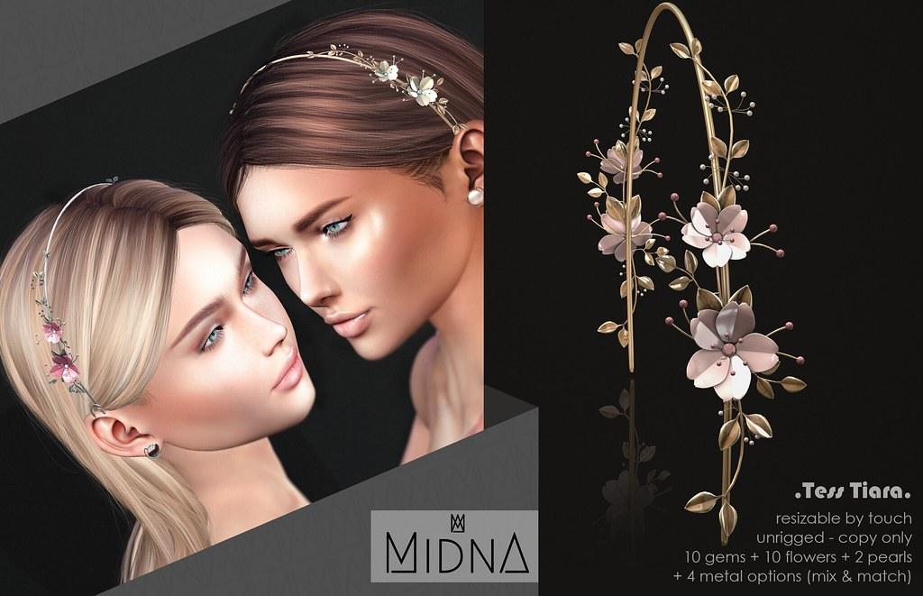 Midna – Tess Tiara