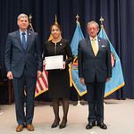 Fri, 03/29/2019 - 14:23 - On Friday, March 29, 2019, the William J. Perry Center for Hemispheric Defense Studies hosted a graduation ceremony for two courses: 'Strategic Implications of Human Rights and Rule of Law' and 'Combating Transnational Threat Networks.' Students from all over the Americas attended the courses from March 18-29, 2019. The graduation ceremony and reception took place in Lincoln Hall at the National Defense University's North Campus at Fort McNair in Washington, DC.