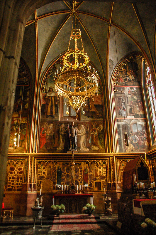 聖瓦茨拉夫禮拜堂(St. Wenceslas Chapel)