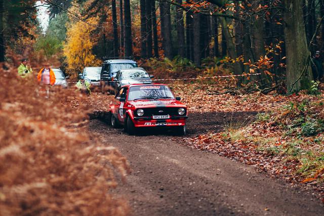 2013 Dukeries Rally