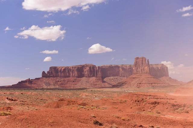 Monument Valley Navajo Tribal Park, Arizona, US IMG_20190103_130427