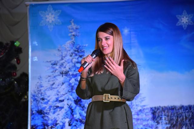 Лариса Білозір-Новорічні свята