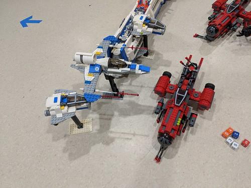 Fleet forum battle 3 - escape from ninja_verse | by Ninja_Bait