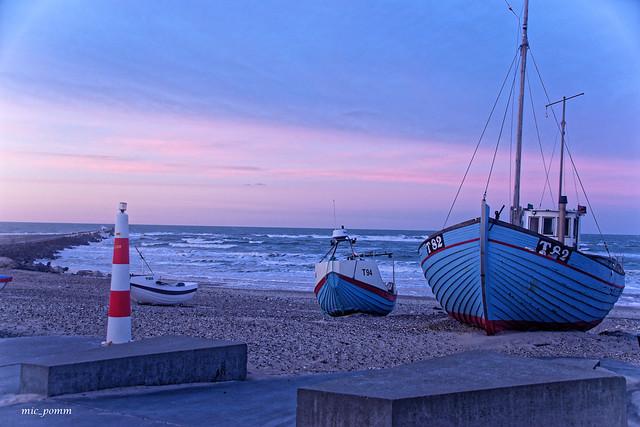 evening at the beach_DxO