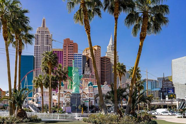 New York New York Hotel, Las Vegas, USA