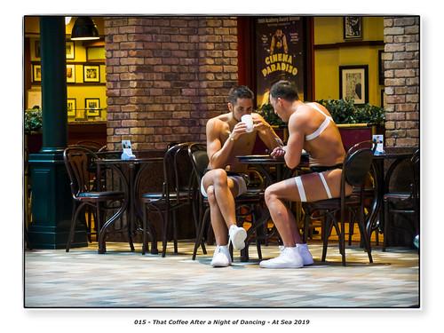 That Coffee After a Night of Dancing | by Godfrey DiGiorgi