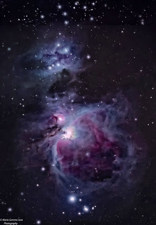 Great Orion and Running Man Nebulae | by Maria Gemma - A Passionate Photographer