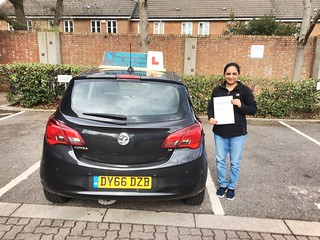 Congrats to Mandeep on passing her driving test this morning at Isleworth!!! Well done!!!!🚗🚗🚗🚗 | by testbusters