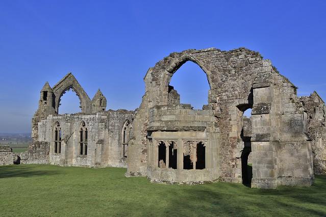 Haughmond Abbey, Shropshire