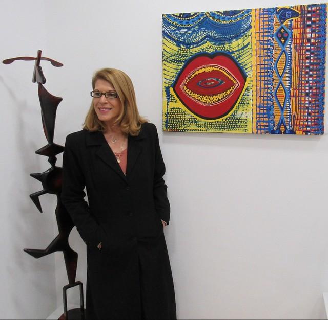 Woman art israel mirit ben nun painter