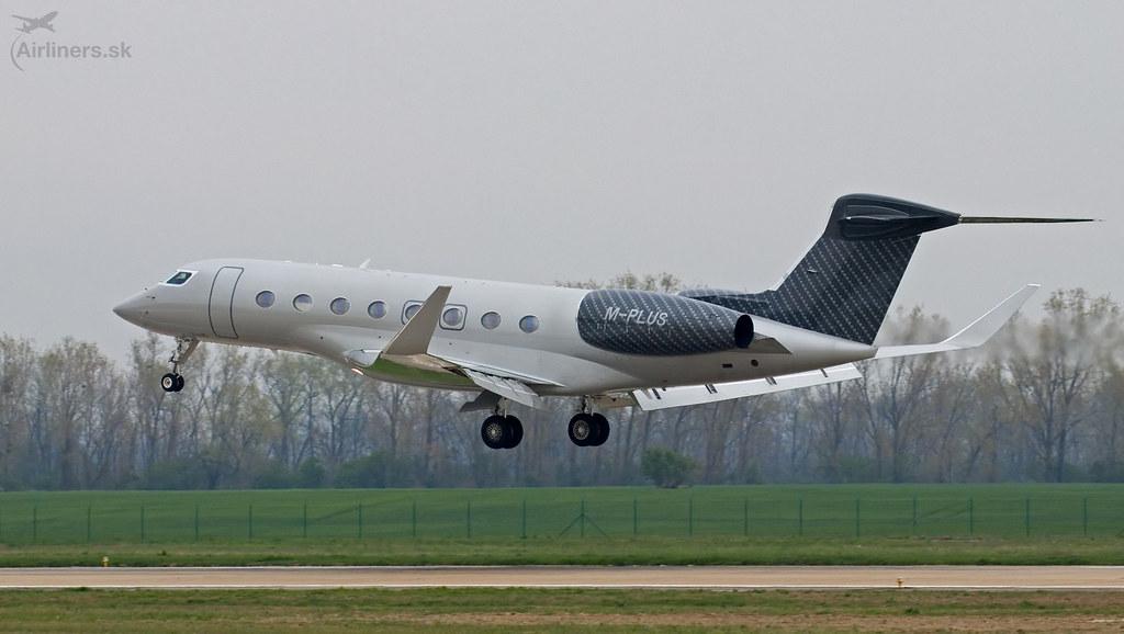 M-PLUS G650 Management Ltd Gulfstream G650